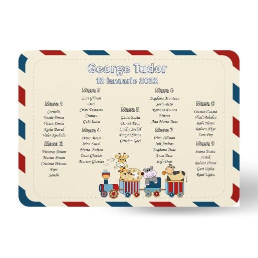 Lista de invitati - L74 Botez