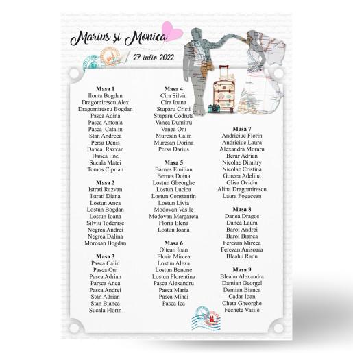 Lista de invitati - L87