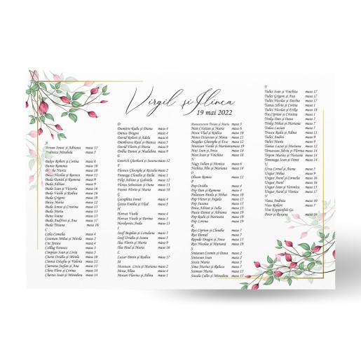 Lista de invitati - L92