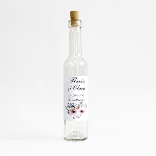 Sticla marturii 250 ml Belissima