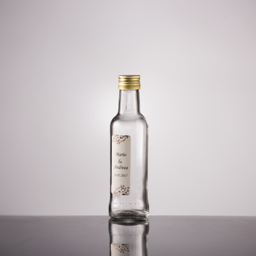 Sticla marturii 200 ml Polska