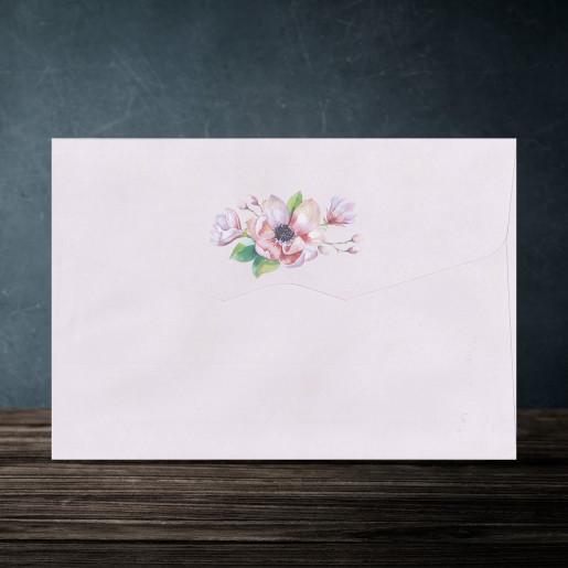 Plic Mov Deschis Cu Motive Florale 36 TBZ