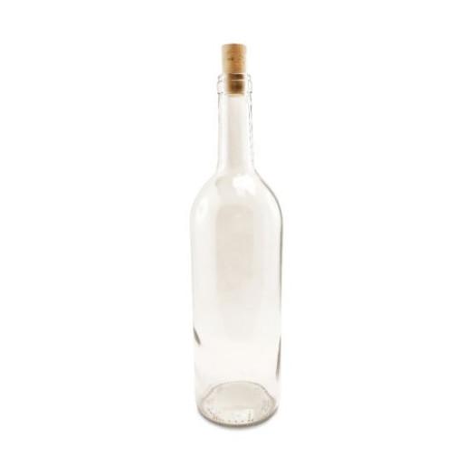 Sticla marturii 1000 ml Vin Transparenta