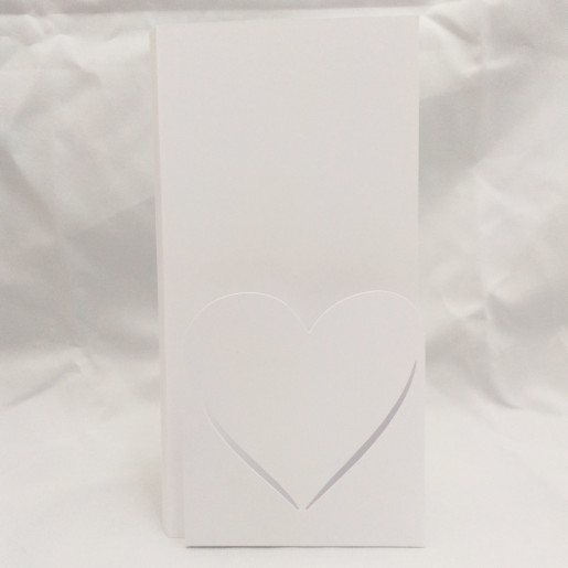 M01 Alb/Crem - Meniu model baroc