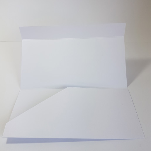 Plic pentru bani PB66 - Alb
