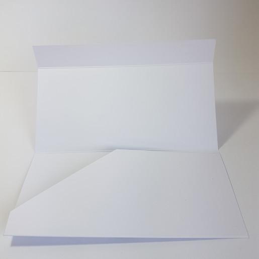 Plic pentru bani cu lavanda PB89 - Alb