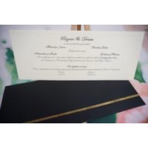 Invitatie De Nunta Clasica 1181 BUTIQLINE