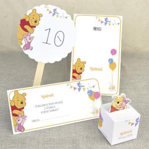 Meniu Winnie the Pooh 3729 DELUXE