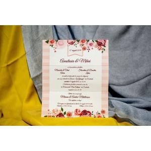 Invitatie de nunta 203 NEW BEST