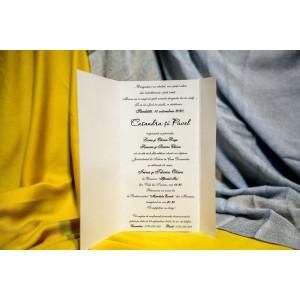 Invitatie de nunta 207 NEW BEST