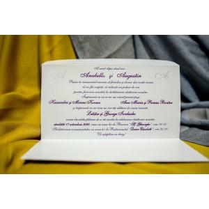 Invitatie de nunta 213 NEW BEST
