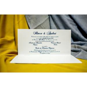 Invitatie de nunta 215 NEW BEST