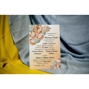 Invitatie de nunta 224 NEW BEST