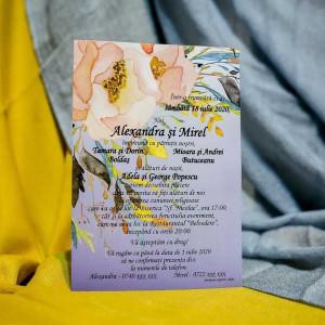 Invitatie de nunta 226 NEW BEST
