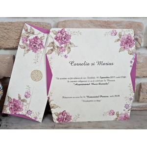 Invitatie de nunta 2674 POPULAR