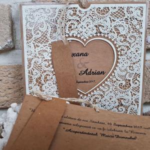 Invitatie de nunta 2686 POPULAR