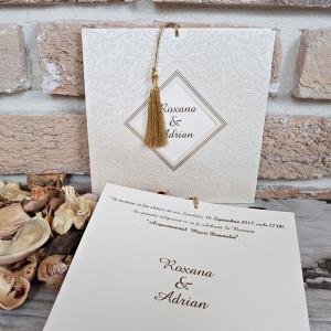 Invitatie de nunta 2688 POPULAR