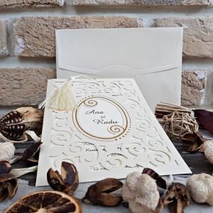 Invitatie de nunta 2734 POPULAR