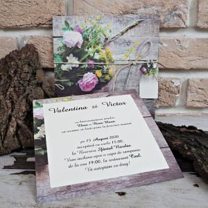 Invitatie de nunta 2772 POPULAR
