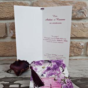 Invitatie de nunta 2780 POPULAR