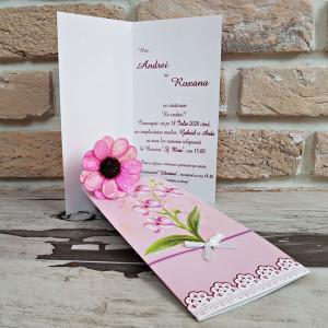 Invitatie de nunta 2785 POPULAR