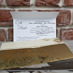 Invitatie de nunta eleganta 5528 CONCEPT