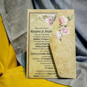 Invitatie de nunta 985 NEW BEST