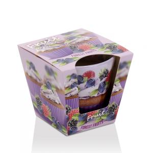 Lumanare parfumata Fructe de Padure 115 g BC4556