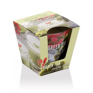 Lumanare parfumata green tea matcha 115 g BC5643