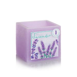 Lumanare parfumata Lampa cub Lavanda BC6551