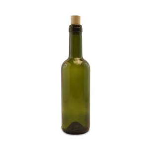 Sticla Marturii 375 ml Bordeau pentru vin cu filet