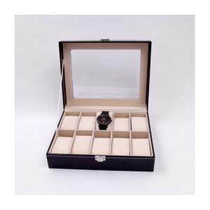 Caseta Din PVC Pentru 10 Ceasuri CST006