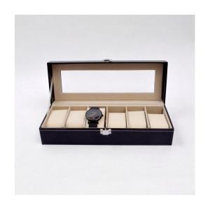 Caseta Din PVC Pentru 6 Ceasuri CST005