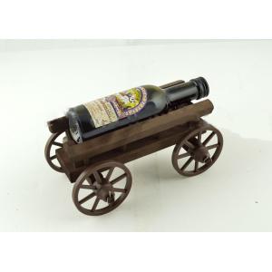 Suport din lemn pentru sticla Caruta ES3030