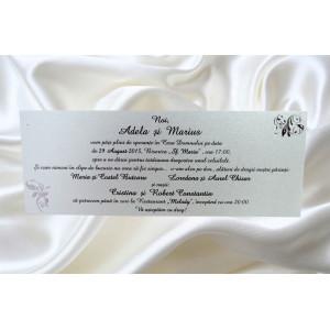 Invitatie de nunta 1087 BEST