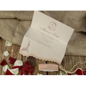 Invitatie de nunta 16215 ARMONI