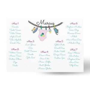 Lista de invitati - L72 Botez