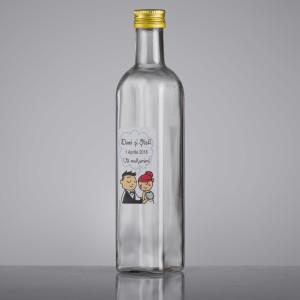 Sticla Marturii 500 ml Cognac