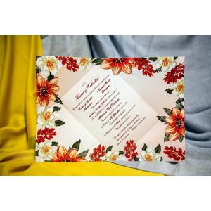 Invitatie de nunta 221 NEW BEST