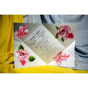 Invitatie de nunta 222 NEW BEST