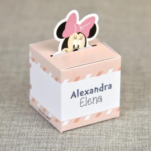 Cutie de marturii Minnie Mouse 4701 DELUXE