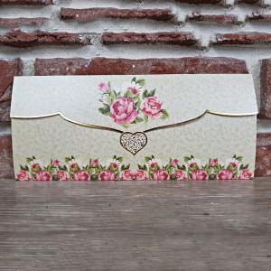 Invitatie de nunta florala 5633 CONCEPT