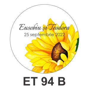 Eticheta mica ET 94 B