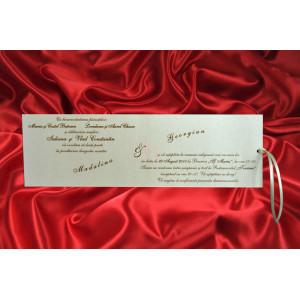 Invitatie de nunta 1037 BEST