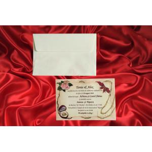 Invitatie de nunta 2251 BEST