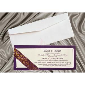 Invitatie de nunta 586 BEST