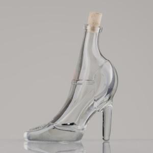 Sticla marturii Pantof 100 ml