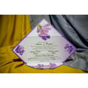 Invitatie de nunta 220 NEW BEST