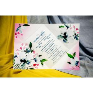 Invitatie de nunta 223 NEW BEST