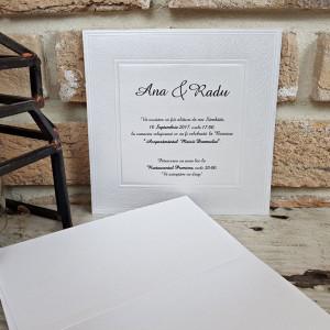 Invitatie de nunta 2566 POPULAR